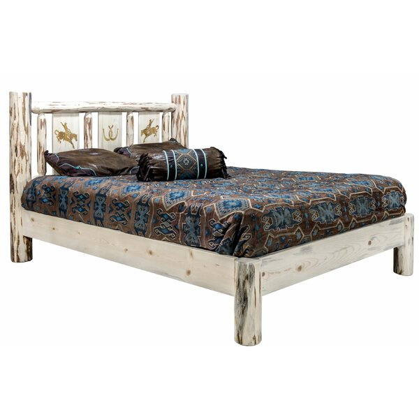 Antigo Platform Bed by Millwood Pines
