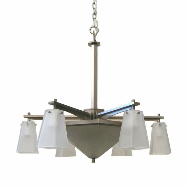 Stotts 9-Light Shaded Empire Chandelier By Wrought Studio