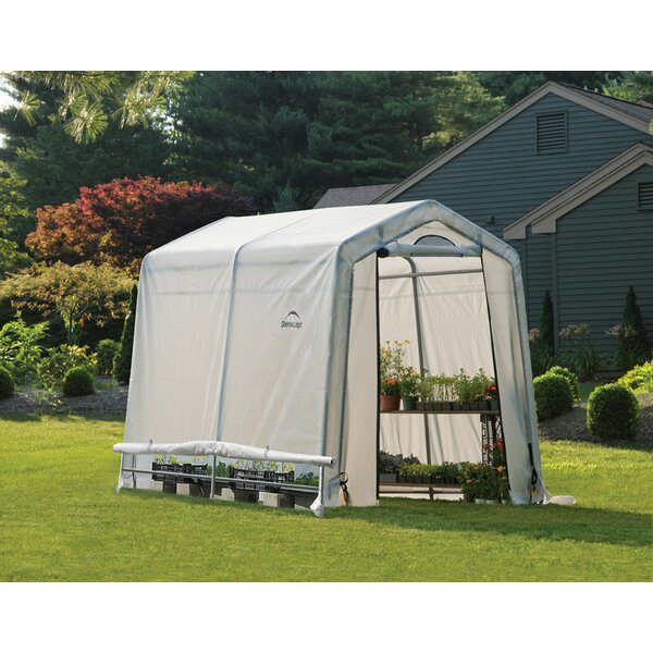 GrowIT 6 Ft. W x 8 Ft. D Greenhouse by ShelterLogic