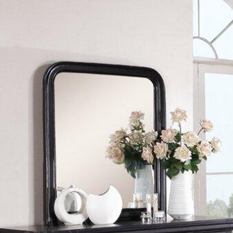 Kitty Beauty Rectangular Dresser Mirror by A&J Homes Studio
