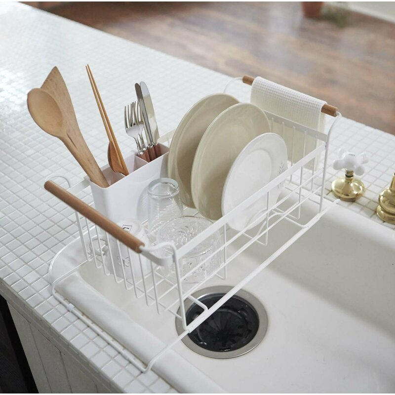 Charmant Jamari Over The Sink Dish Drainer Rack