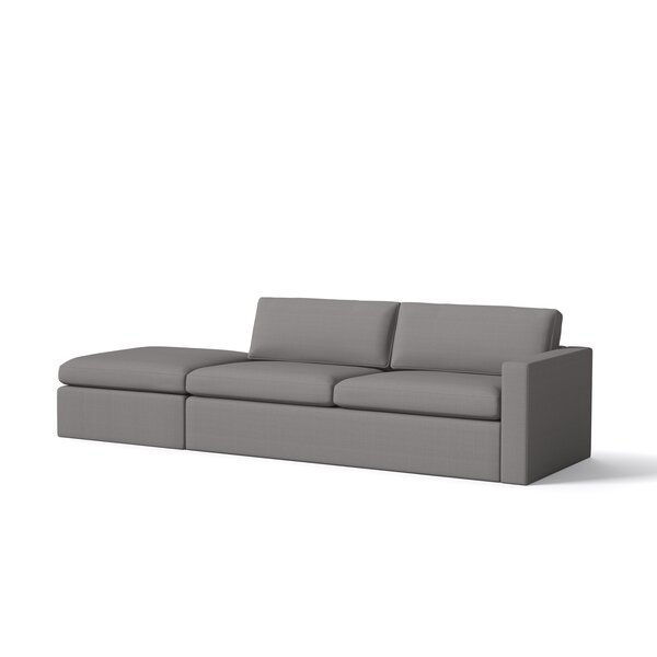 Marfa Left Hand Facing Sectional by TrueModern