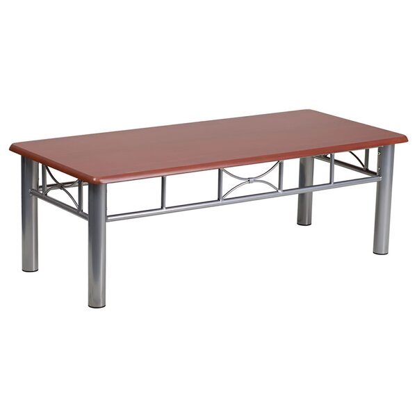 Katerina Laminate Coffee Table by Ebern Designs