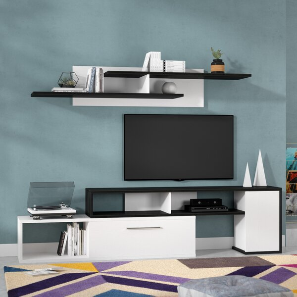 Dufrene 98.4 Entertainment Center by Latitude Run