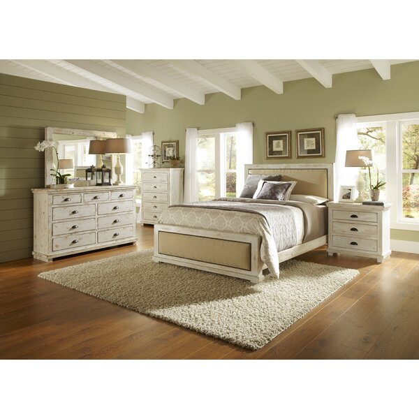 Castagnier Standard Configurable Bedroom Set by Lark Manor