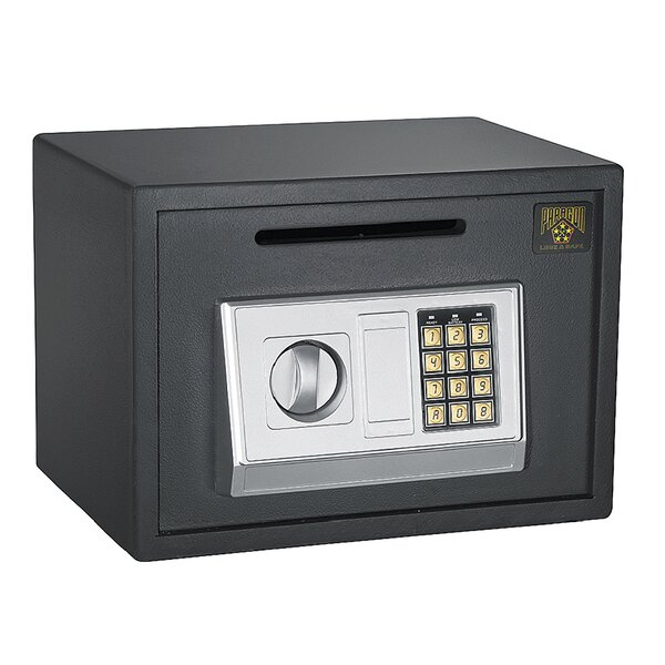 Suredrop Digital Keypad Electronic Lock Depository Safe by Paragon Safe