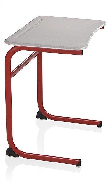 Intellect Wave Plastic 29 Collaborative Desk by KI Furniture