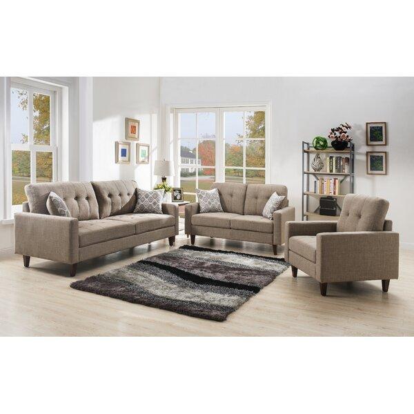 Curran Configurable Living Room Set by Brayden Studio Brayden Studio