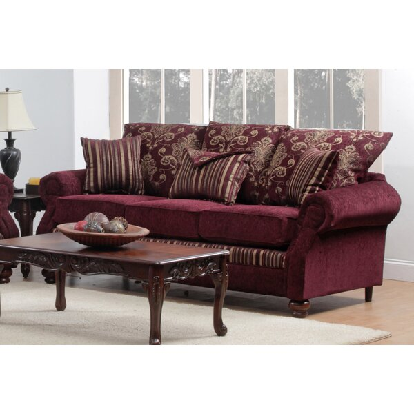 Premium Shop Henking Standard Sofa by Astoria Grand by Astoria Grand