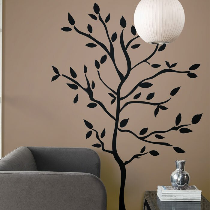 Superieur Carlton 60 Piece Tree Branches Wall Decal Set