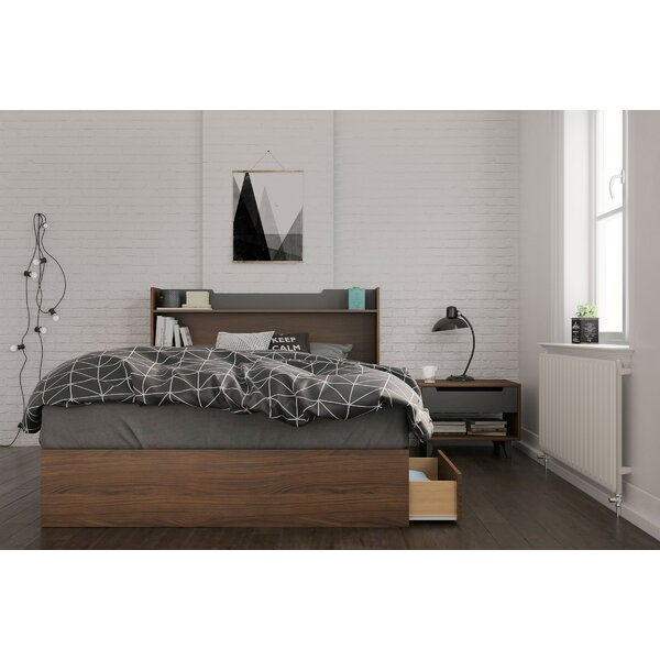 Yokota Platform 2 Piece Bedroom Set By Brayden Studio by Brayden Studio #2