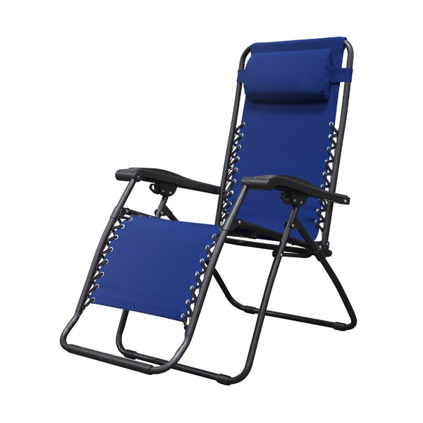 Avelaine Reclining Zero Gravity Chair by Freeport Park Freeport Park