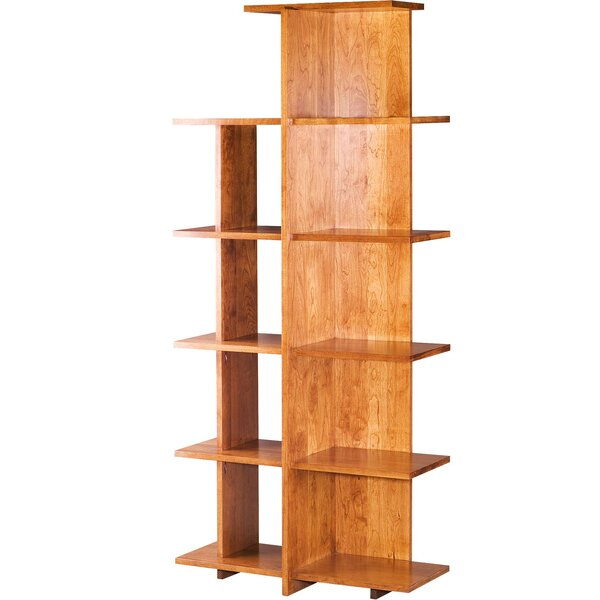 Joshua Low Left Standard Bookcase By Joe Ruggiero Collection