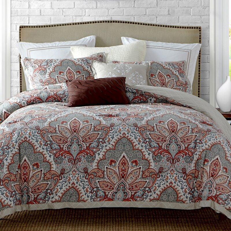 Ellen Tracy Slipcovers Upton Park Reversible Comforter Set