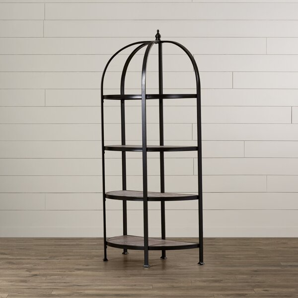 Chilton Etagere Bookcase by August Grove