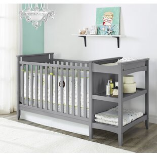 Ordinaire Emma 2 In 1 Convertible Crib With Changing Table