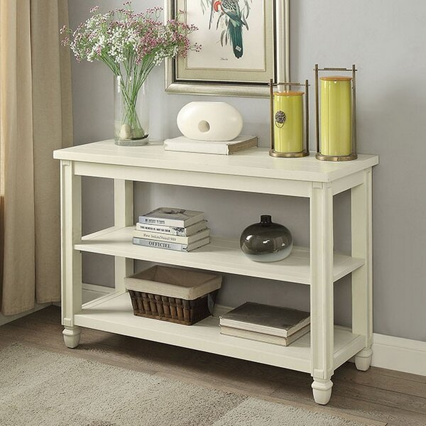 Corsi Transitional Console Table by Charlton Home Charlton Home