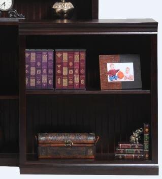 Poplar Open Standard Bookcase by American Heartland