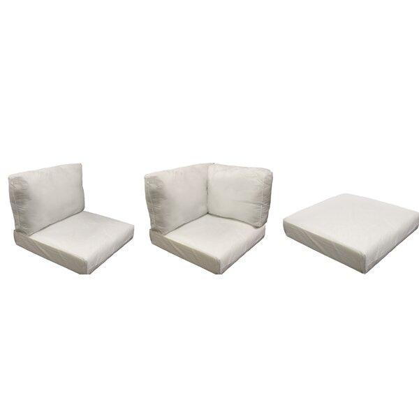Waterbury 12 Piece Outdoor Cushion Set by Sol 72 Outdoor Sol 72 Outdoor