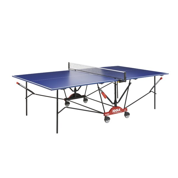 Clima Folding Indoor/Outdoor Table Tennis Table by Joola USA