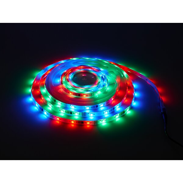 Kason Digital LED Tape Light by The Holiday Aisle