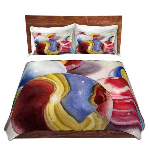 Moms Marble Shooter Duvet Cover Set