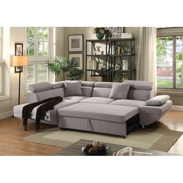 Great Deals Pattonsburg Sleeper Sectional