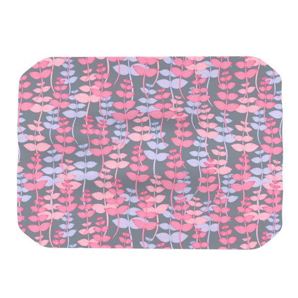 My Leaves Garden Placemat by KESS InHouse