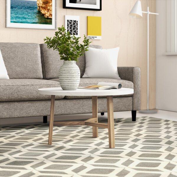 Marisela 3 Legs Coffee Table By Zipcode Design