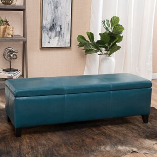 Denali Storage Ottoman by Andover Mills