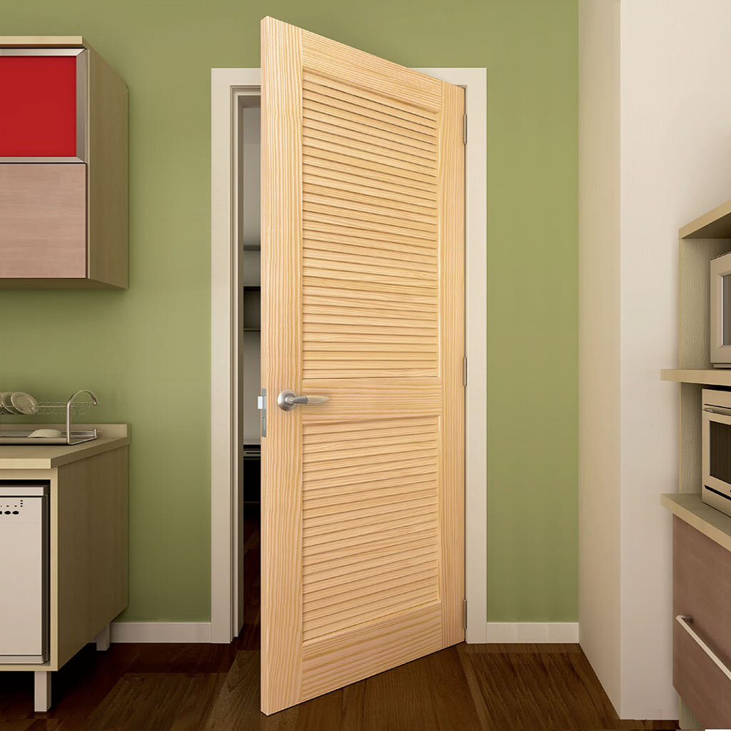 Wood Slat Doors Amp Brown Wooden Slatted Door With Lock And