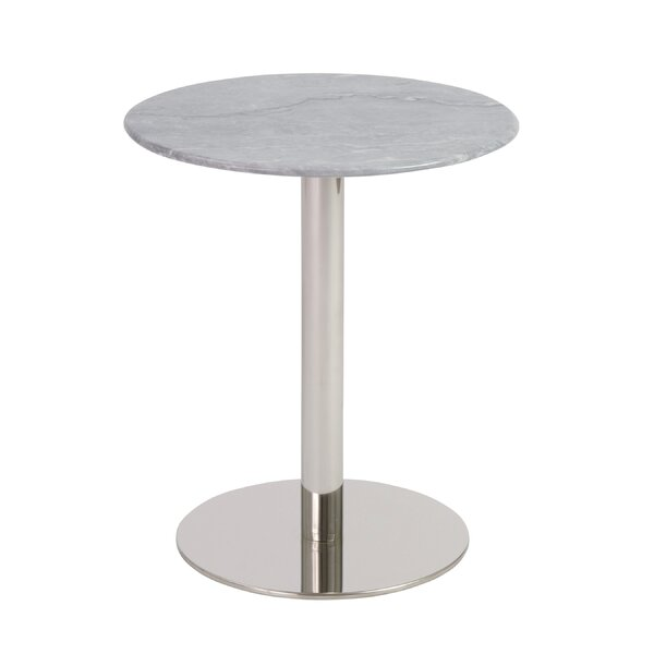 Balke Contemporary End Table by Orren Ellis