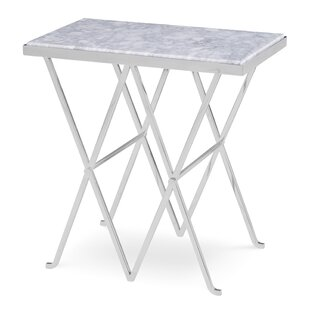 Trellis End Table  by Ambella Home Collection
