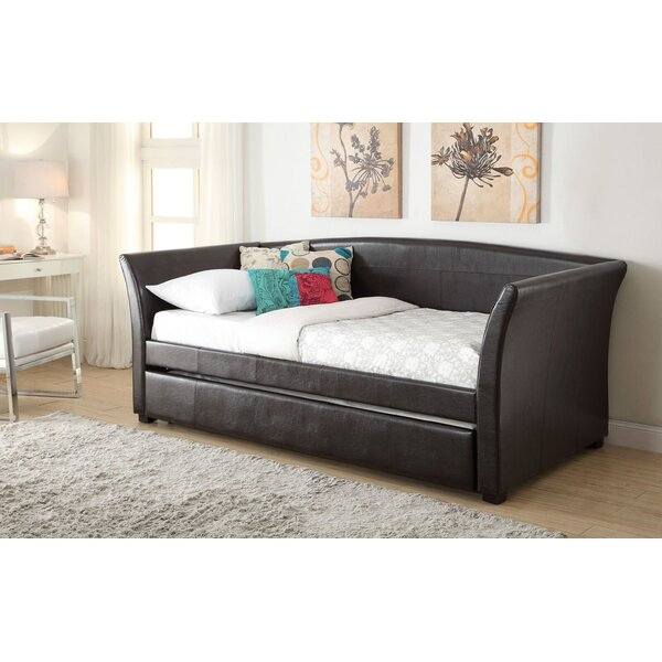 Moorehead Twin Daybed With Trundle By Red Barrel Studio