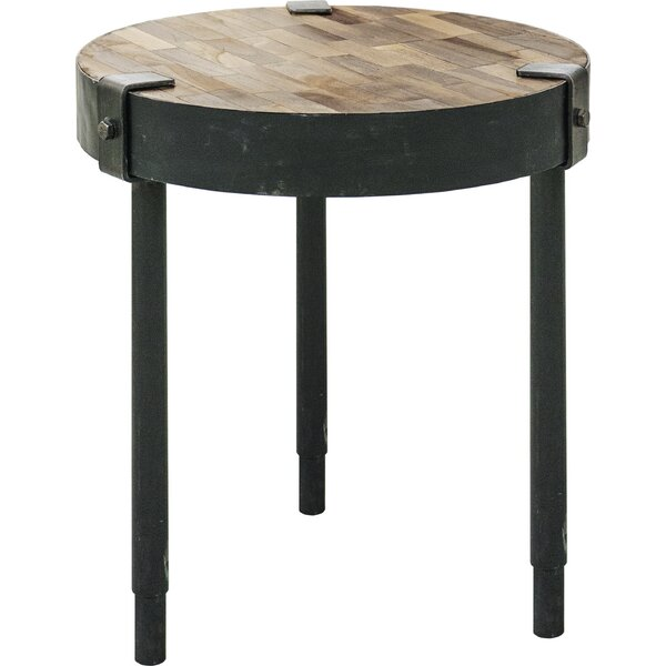 Stahl End Table by Williston Forge