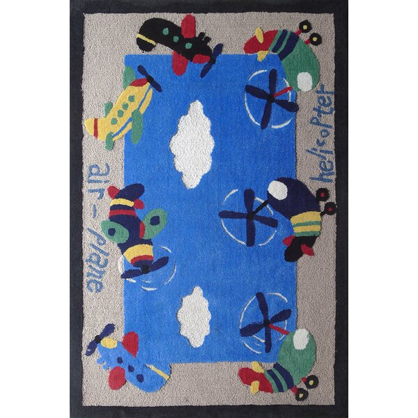 Spurling Hand-Tufted Area Rug