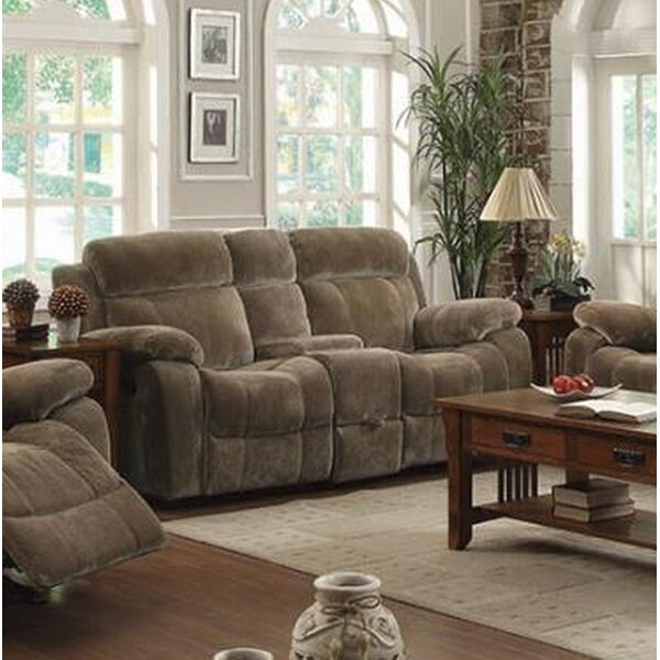 Review Nyman Motion Reclining Loveseat