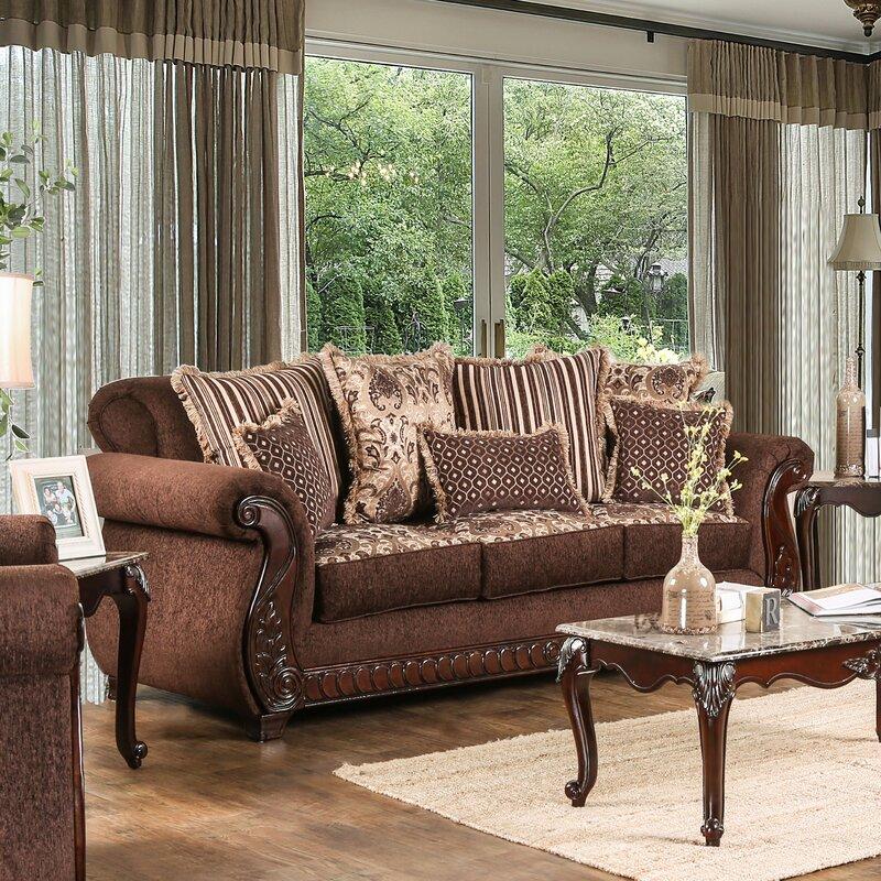 Astoria Grand Dolson Configurable 2 Piece Living Room Set Reviews Wayfair Ca
