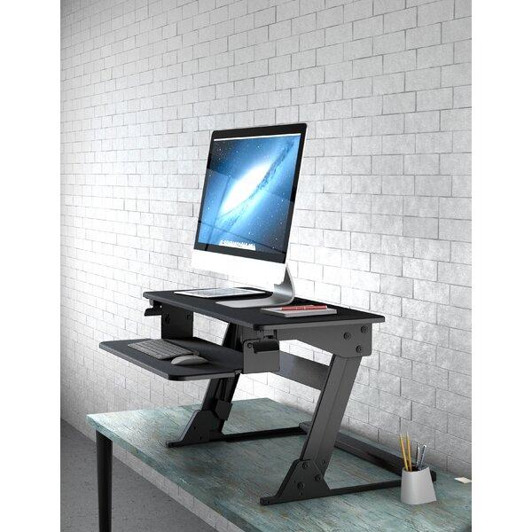 StandUp X1 Workstation Adjustable Standing Desk Converter