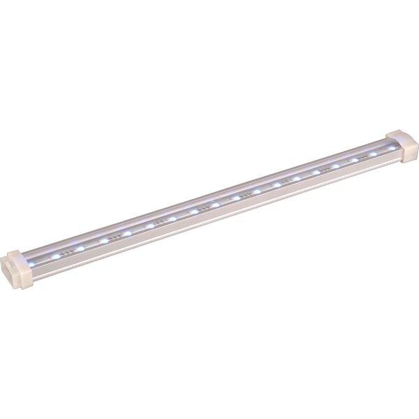 Burren 54-Light Brushed Aluminum LED Tape Light by Latitude Run