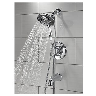Coupon Linden™ Tub Shower Trim with Monitor™ By Delta