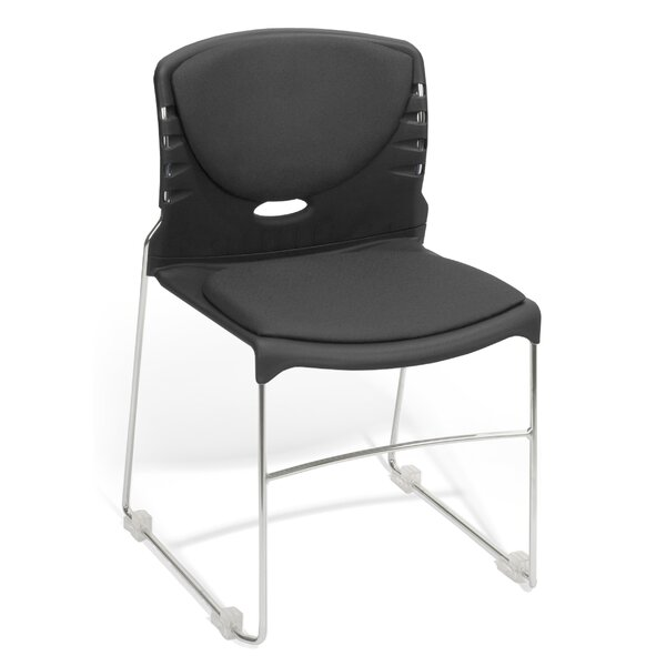 Armless Stacking Chair (Set of 40) by OFM