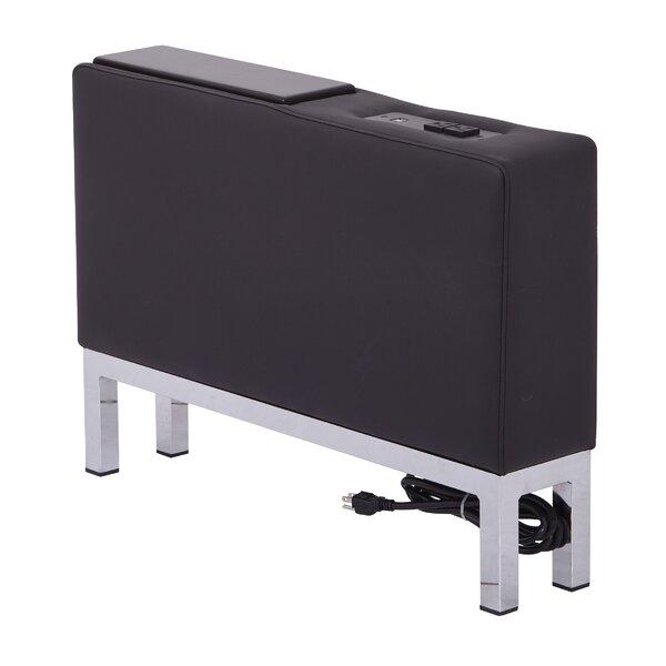 Melodee Charging Center Modular Sectional by Orren Ellis