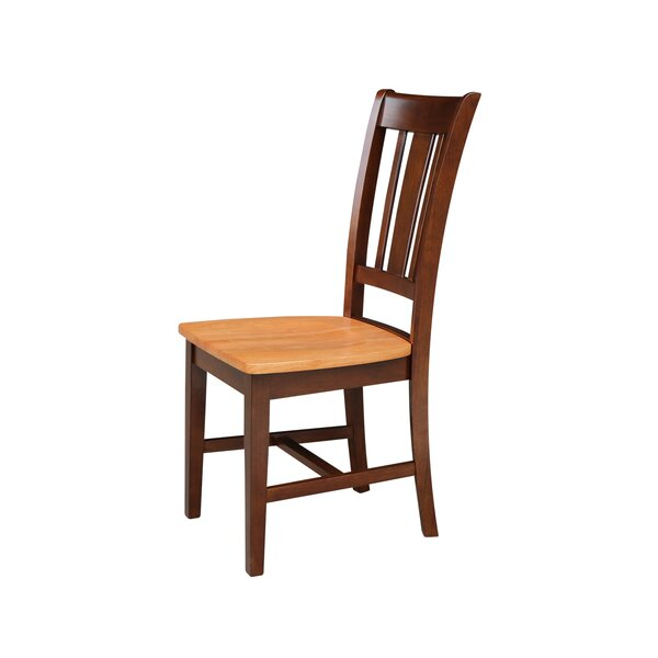 Bargain Malcolm Solid Wood Dining Chair (Set Of 2) By August Grove Today Only Sale