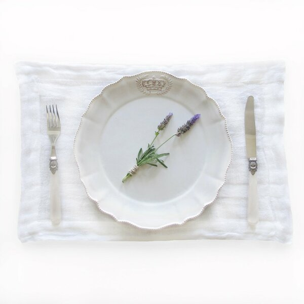 Gracie Placemat (Set of 4) by Pom Pom At Home