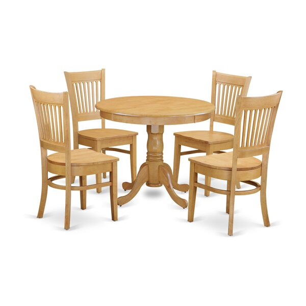 Sprayberry 5 Piece Dining Set by Charlton Home Charlton Home