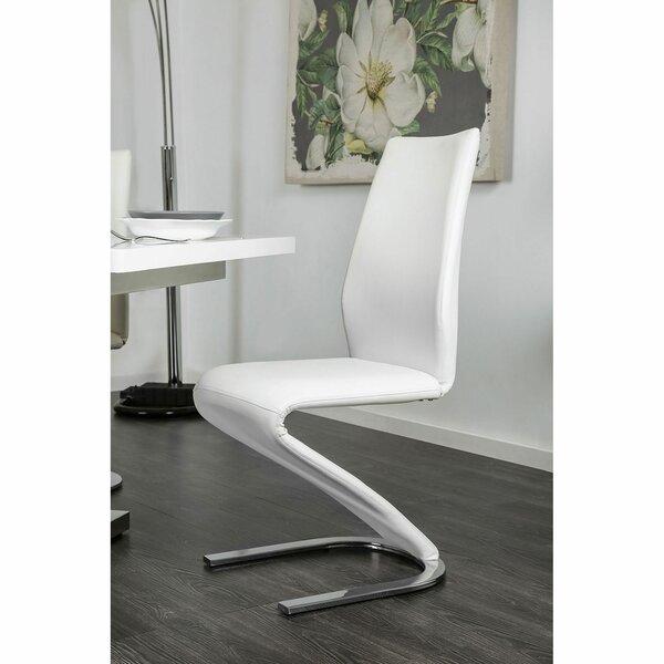 Mattison Upholstered Dining Chair (Set of 2) by Orren Ellis Orren Ellis