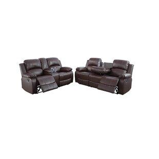 Hellen 2 Piece Living Room Set by Beverley Furniture