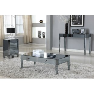 Compare & Buy 3 Piece Coffee Table Set ByBestMasterFurniture