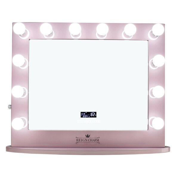 Hearns Bathroom/Vanity Mirror by Orren Ellis
